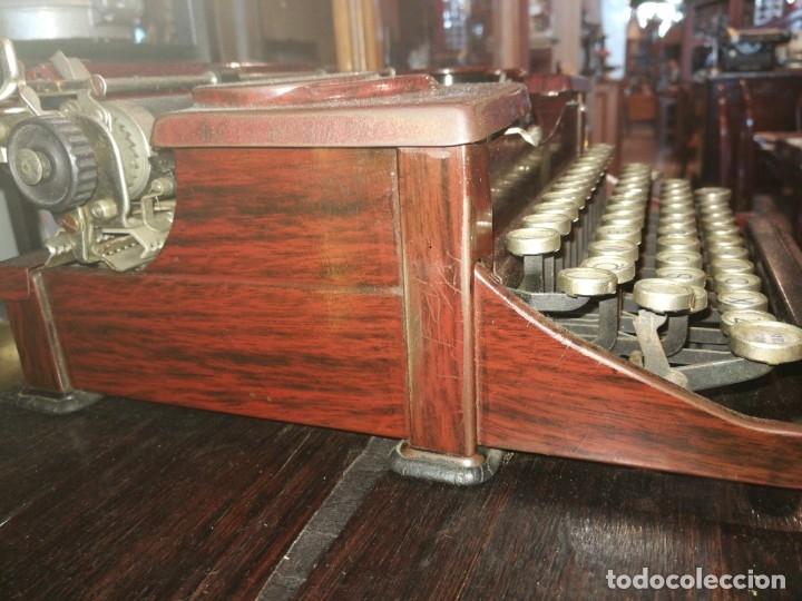 Antigüedades: Máquina escribir antigua - Foto 4 - 178258372