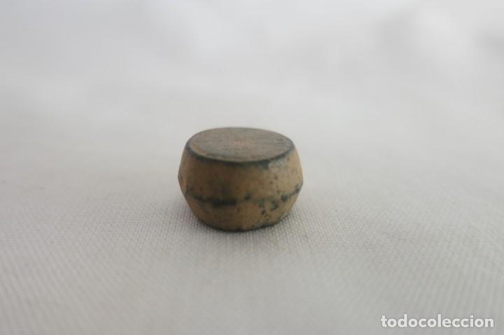 PONDERAL ISLAMICO 2 DINARES (Antigüedades - Técnicas - Medidas de Peso - Ponderales Antiguos)