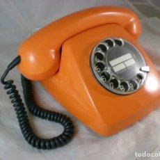 Teléfonos: TELEFONO NARANJA HERALDO ALEMAN - 1978 - FUNCIONANDO OK. Lote 178298360