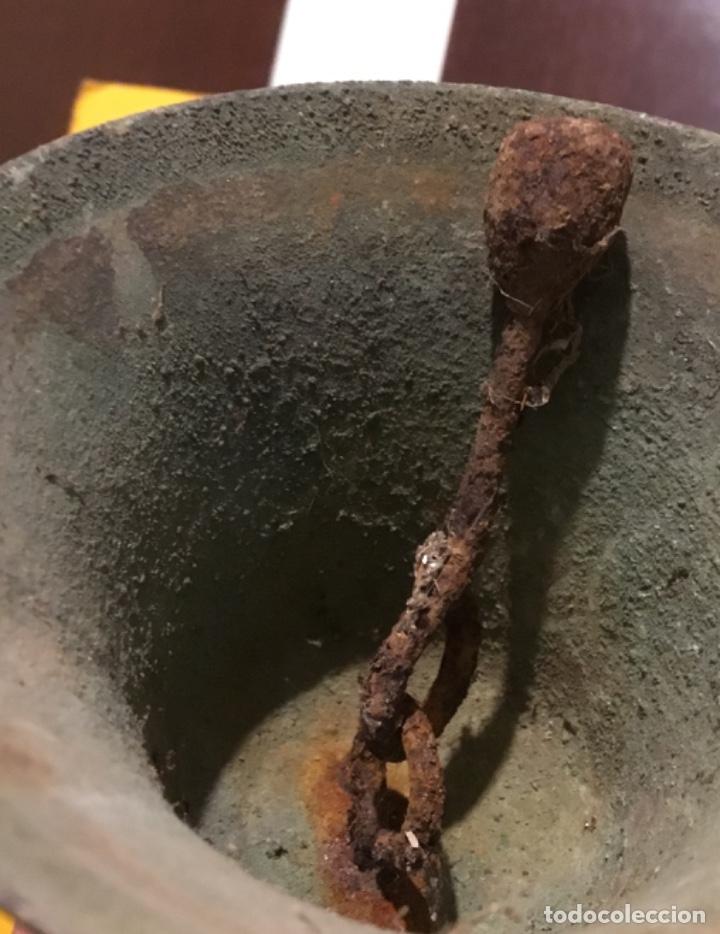 Antigüedades: Antigua campana - Foto 9 - 178373588