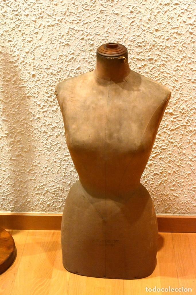 Antigüedades: MANIQUÍ DE A. ELÍAS BALLESTÉ - Foto 7 - 178391413