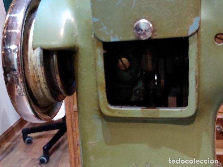 Antigüedades: Máquina de coser ALFA - Alfamatic 103-3- sin motor - Foto 11 - 178441167