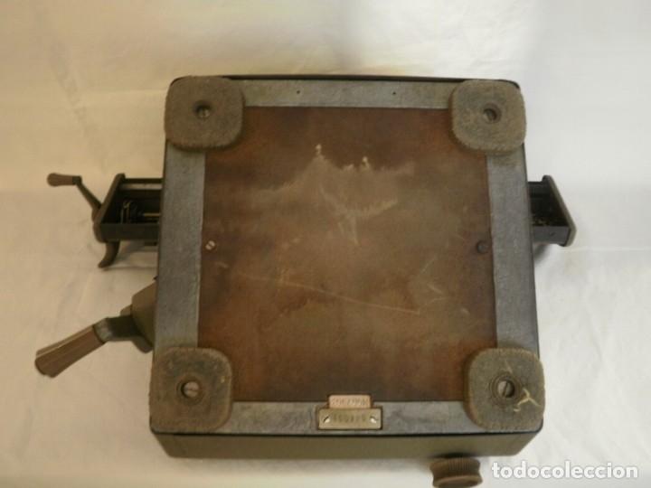Antigüedades: ANTIGUA CALCULADORA ITALINA -NUMERIA- - Foto 5 - 178605737