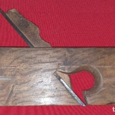 Antigüedades: CEPILLO DE CARPINTERO. Lote 178689141