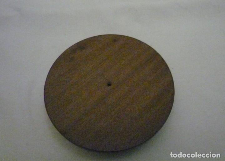 Antigüedades: APLIQUE REDONDO DE CAMAROTE - Foto 5 - 178815753