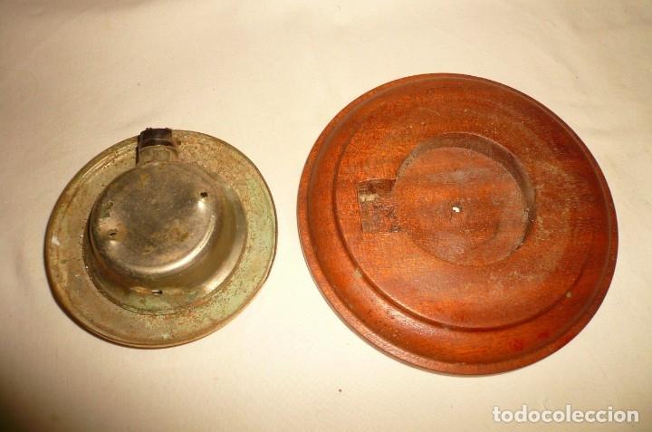 Antigüedades: APLIQUE REDONDO DE CAMAROTE - Foto 7 - 178815753