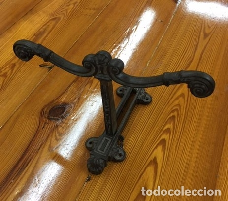 Antigüedades: Percha plegable - Foto 2 - 178852910