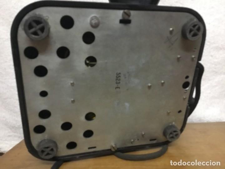 Teléfonos: Teléfono de baquelita de sobremesa. Standard Electrica. Fabricado en España. - Foto 6 - 178861163