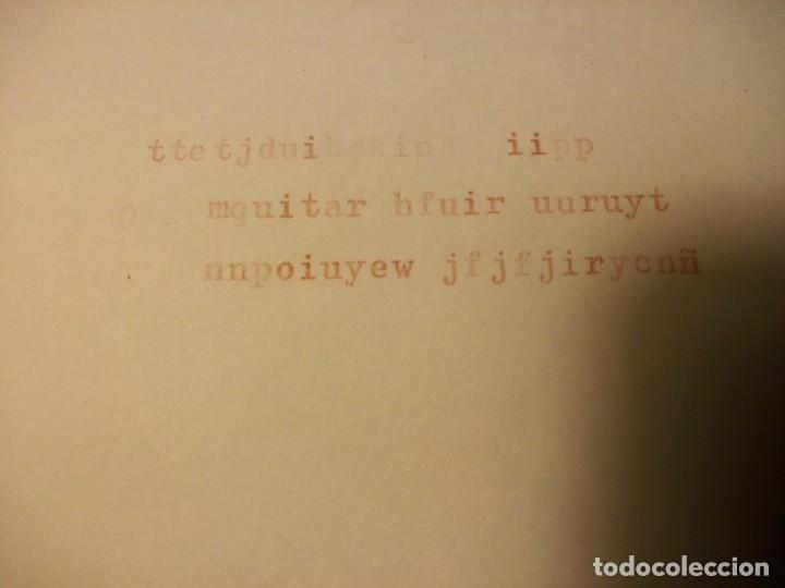 Antigüedades: ADLER Tippa. - Foto 6 - 175797784
