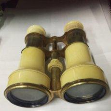 Antigüedades: ANTIGUOS PRISMÁTICOS DE MARFIL. Lote 178973445