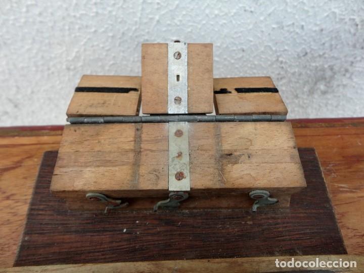 Antigüedades: Moviola marca MURAY - Foto 11 - 178998261