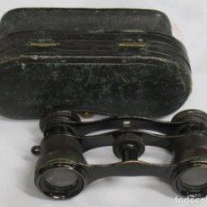 Antigüedades: ANTIGUOS PRISMATICOS. CON ESTUCHE. Lote 179044470