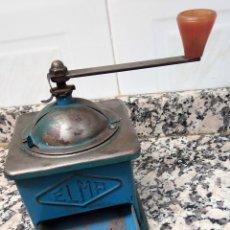 Antigüedades: MOLINILLO DE CAFE ELMA. Lote 179050332
