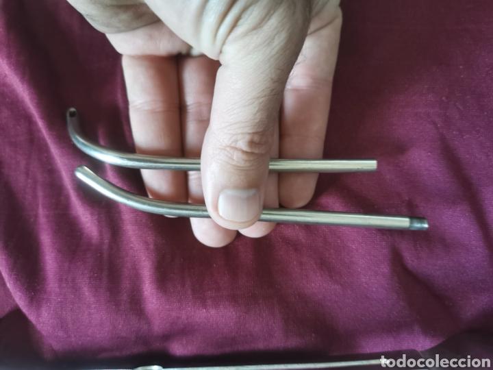 Antigüedades: Lote instrumentos médicos antiguos. 1 - Foto 6 - 179181320