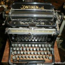 Antigüedades: ANTIGUA MAQUINA DE ESCRIBIR -CONTINENTAL-. Lote 179188075