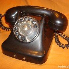 Teléfonos: TELEFONO ANTIGUO DANES DE SOBREMESA AÑOS 50. Lote 179224190