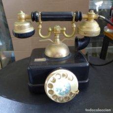 Teléfonos: TELEFONO ANALOGICO ELASA CON IMAGEN GOYESCA EN EL DIAL. Lote 179256847