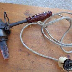 Antigüedades: SOLDADOR ELECTRICO, ANTIGUO ALEMAN. Lote 179330965
