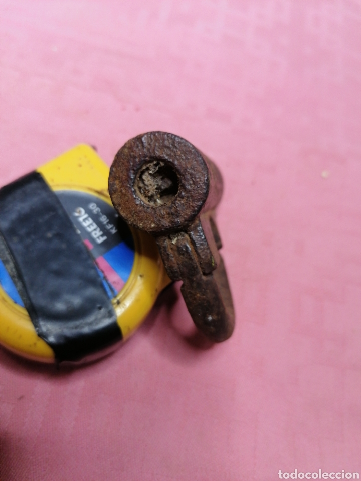 Antigüedades: Candado de forja - Foto 3 - 179376521