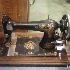 Antigüedades: MAQUINA DE COSER. Lote 179381265