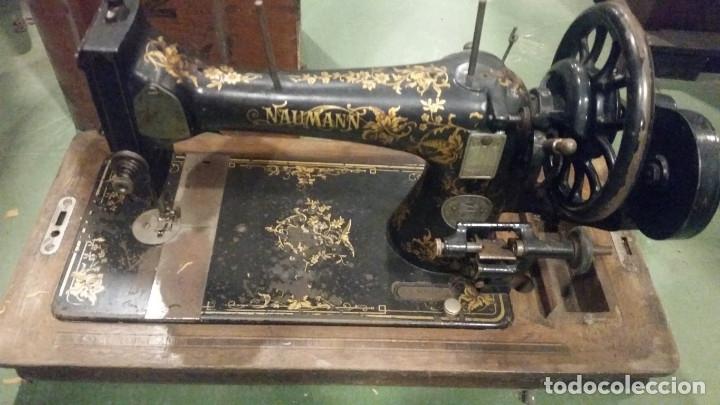 Antigüedades: maquina de coser - Foto 2 - 179381312