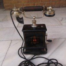 Teléfonos: ANTIGUO TELEFONO. Lote 179395566