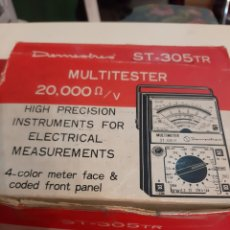 Antigüedades: MULTIMETER ST 305 TR 20..000 V. Lote 179397813