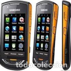 Teléfonos: TELEFONO SAMSUNG GT S5620 + CARGADOR VODAFONE PEPETO ELECTRONICA FUNCIONANDO ¡¡. Lote 179549982