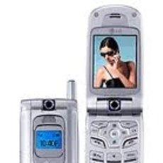 Teléfonos: TELEFONO LG CE 0889 + CARGADOR TELEFONICA MOVISTAR PEPETO ELECTRONICA . Lote 179551240