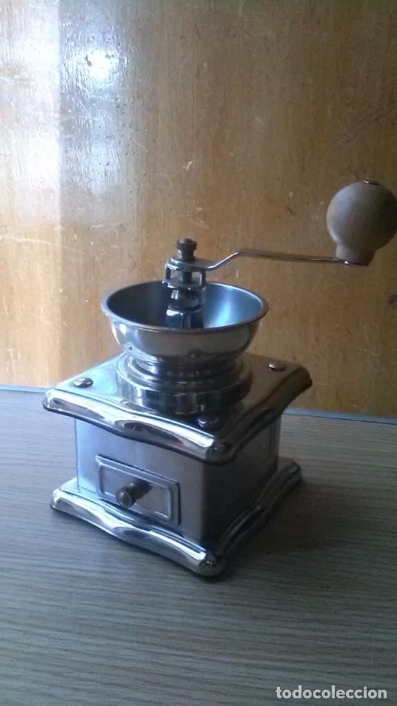 MOLINILLO CAFÉ, RARO RARO (Antigüedades - Técnicas - Molinillos de Café Antiguos)