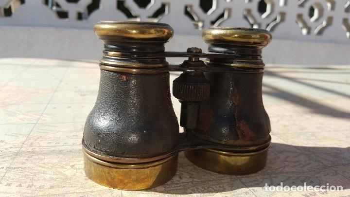 BINOCULARES DE TEATRO ANTIGUOS (Antigüedades - Técnicas - Instrumentos Ópticos - Binoculares Antiguos)