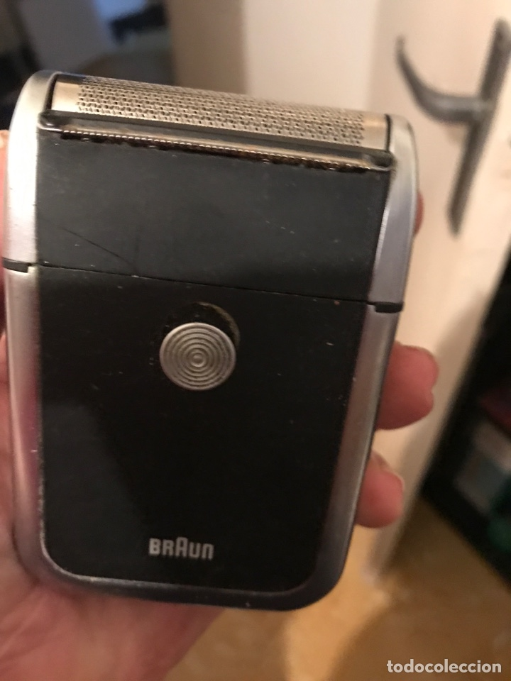 Antigüedades: Afeitadora de hombres - Foto 2 - 180045298