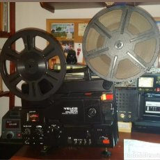 Antigüedades: PROYECTOR SUPER 8 YELCO ALTA GAMA MOD DS-805M. Lote 180093702