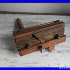 Antigüedades: CEPILLO DE CARPINTERO ANTIGUO. Lote 180111523