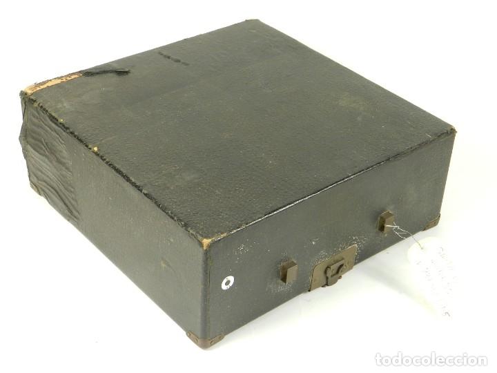 Antigüedades: MAQUINA DE ESCRIBIR SMITH PREMIER MODEL 35 AÑO 1935 TYPEWRITER SCRHEIBMASCHINE - Foto 12 - 180118042