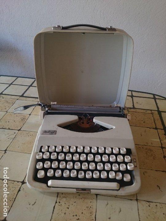 MAQUINA DE ESCRIBIR MITORAL 1500 (Antigüedades - Técnicas - Máquinas de Escribir Antiguas - Otras)