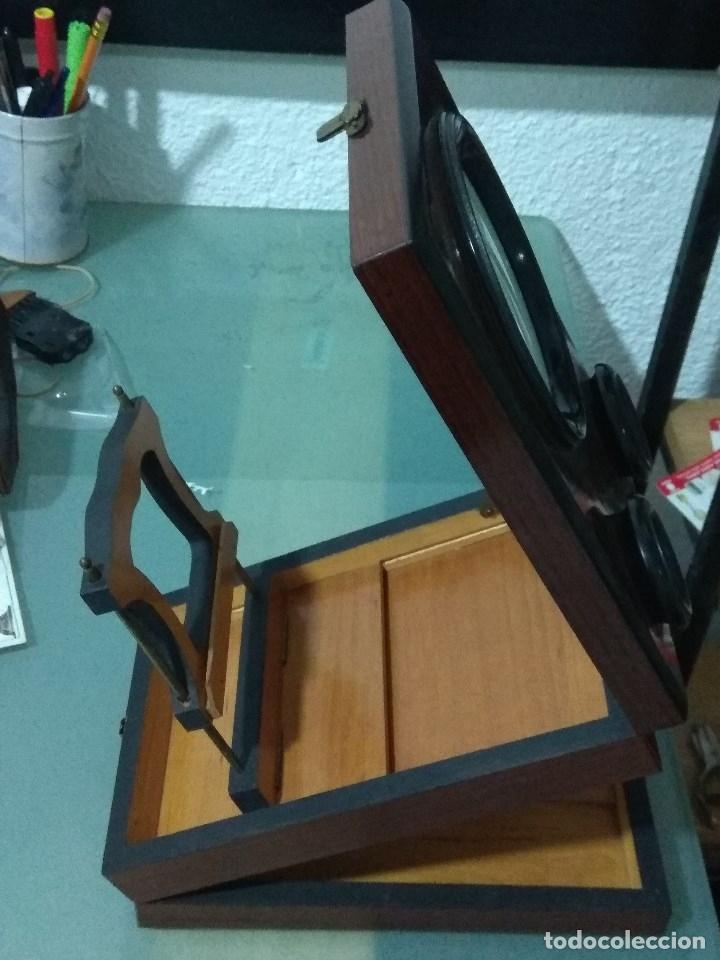 Antigüedades: GRAFOSCOPIO, ESTEREOSCOPIO UNIS - Foto 5 - 180140467