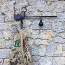 Antigüedades: BALANZA ROMANA ANTIGUA. Lote 180168863