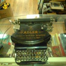 Antigüedades: ADLER-MAQUINA DE ESCRIBIR N°7 P. Lote 180175993