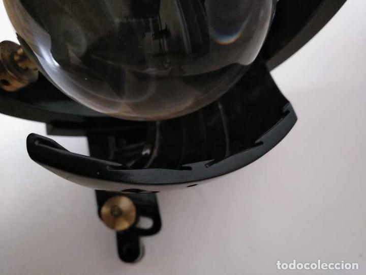 Antigüedades: HELIOGRAFO CAMPBELL STOKES SUNSHINE RECORDER NEGRETTI & ZAMBRA LONDON GRABADOR DE LUZ SOLAR HELIOGRA - Foto 200 - 180193120