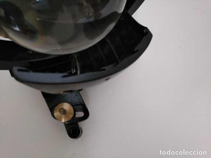 Antigüedades: HELIOGRAFO CAMPBELL STOKES SUNSHINE RECORDER NEGRETTI & ZAMBRA LONDON GRABADOR DE LUZ SOLAR HELIOGRA - Foto 211 - 180193120