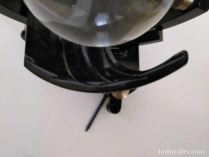 Antigüedades: HELIOGRAFO CAMPBELL STOKES SUNSHINE RECORDER NEGRETTI & ZAMBRA LONDON GRABADOR DE LUZ SOLAR HELIOGRA - Foto 219 - 180193120