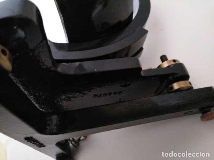 Antigüedades: HELIOGRAFO CAMPBELL STOKES SUNSHINE RECORDER NEGRETTI & ZAMBRA LONDON GRABADOR DE LUZ SOLAR HELIOGRA - Foto 220 - 180193120