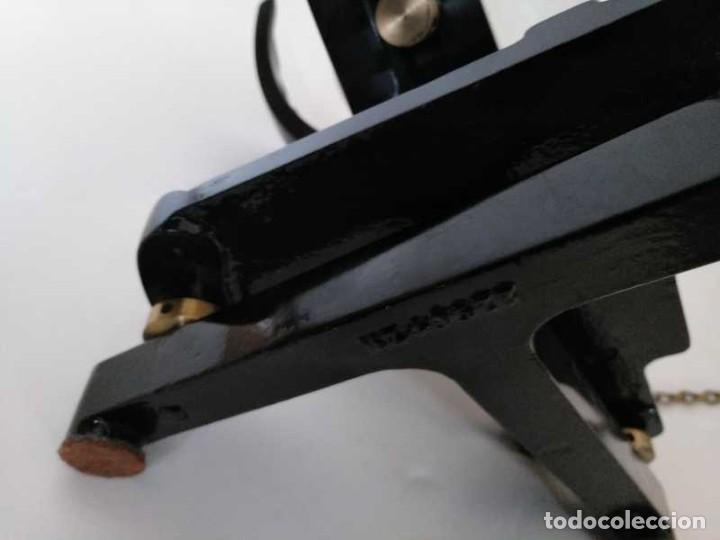 Antigüedades: HELIOGRAFO CAMPBELL STOKES SUNSHINE RECORDER NEGRETTI & ZAMBRA LONDON GRABADOR DE LUZ SOLAR HELIOGRA - Foto 222 - 180193120