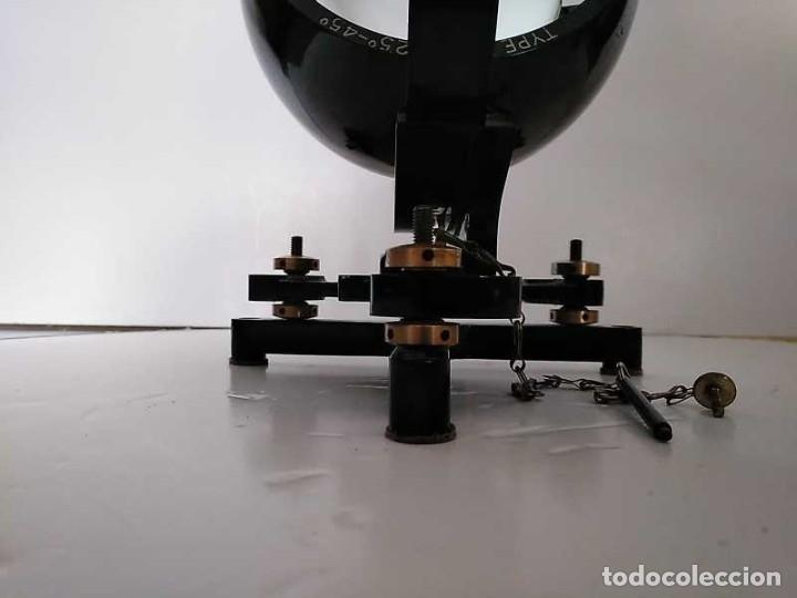 Antigüedades: HELIOGRAFO CAMPBELL STOKES SUNSHINE RECORDER NEGRETTI & ZAMBRA LONDON GRABADOR DE LUZ SOLAR HELIOGRA - Foto 241 - 180193120