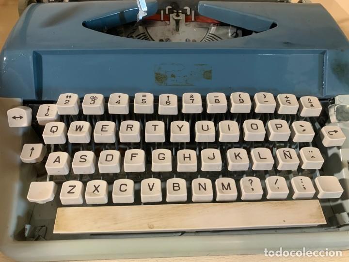 Antigüedades: Máquina de escribir antigua - Foto 2 - 180223385