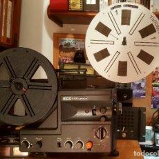 Antigüedades: PROYECTOR SUPER 8 EUMIG S 932 SUPER-SOUND ¡¡ ALTA GAMA !!. Lote 180225392