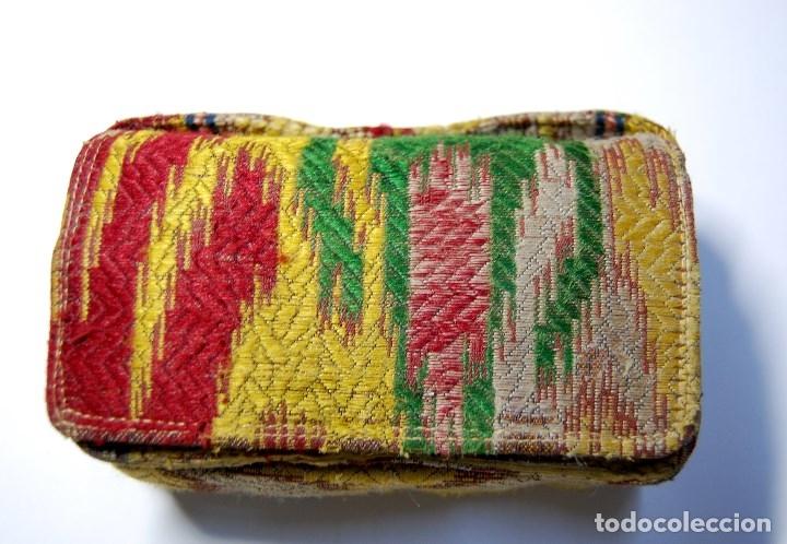 Antigüedades: IMPERTINENTES DE ACERO DORADO Y NACAR DE KARL ZEISS.SON DE LOS AÑOS 1920.LUJO. - Foto 15 - 180267812