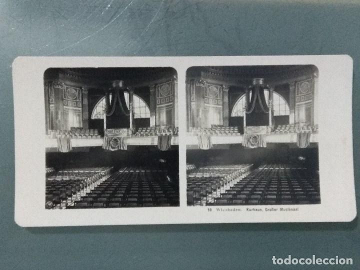 Antigüedades: VISOR ESTEREOSCOPIO PERFECSCOPE USA AÑO 1895. Original. - Foto 5 - 180270453