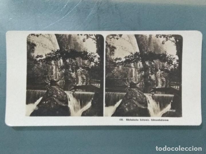 Antigüedades: VISOR ESTEREOSCOPIO PERFECSCOPE USA AÑO 1895. Original. - Foto 10 - 180270453